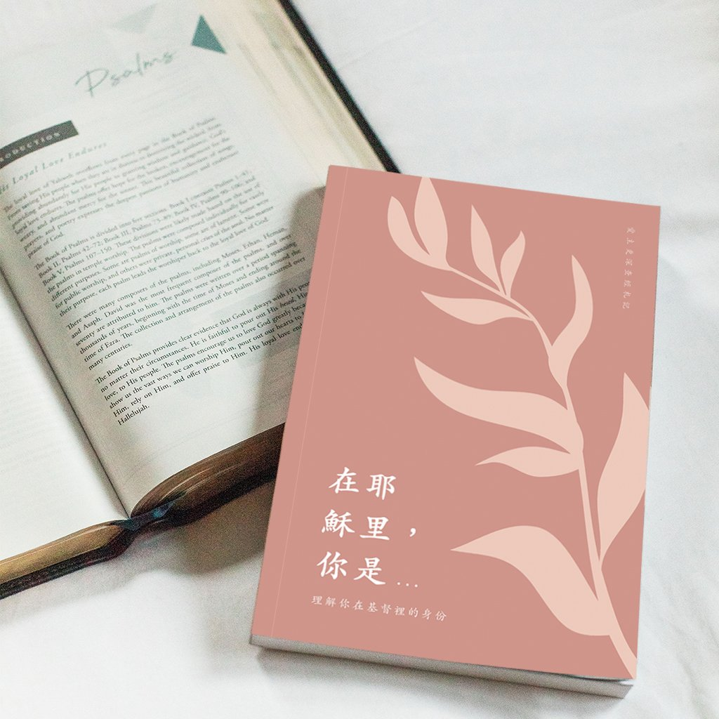 In Jesus You Are Chinese Traditional