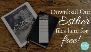 Download Esther Files Here For Free