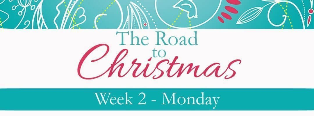 {The Road to Christmas} Week 2 ~ Willing to be used by God…