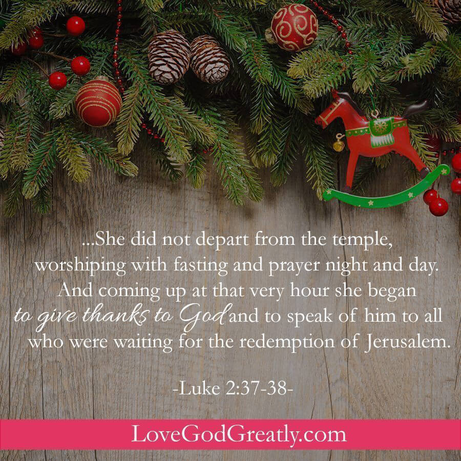 LoveGodGreatly-The Road to Christmas