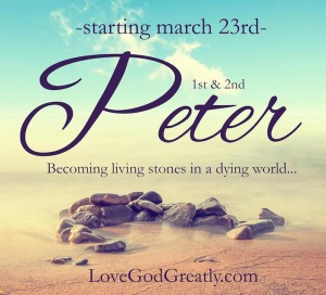 Love God Greatly-Peter Study