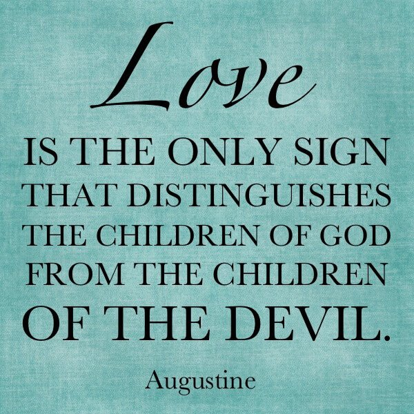 Love - Augustine
