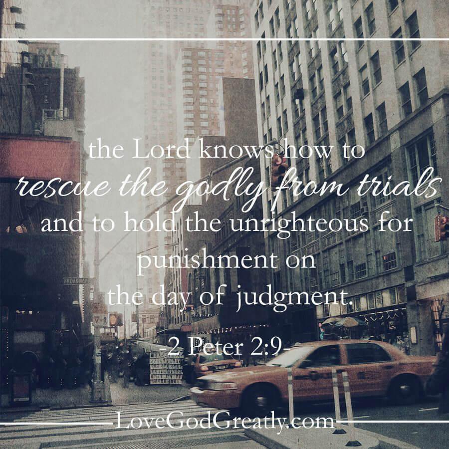 Love God Greatly - Week 7 Memory Verse