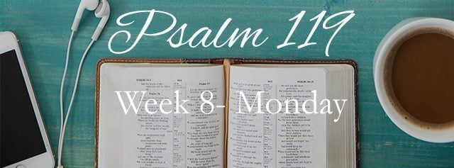 Week 8 – Fight Falsehood With Praise
