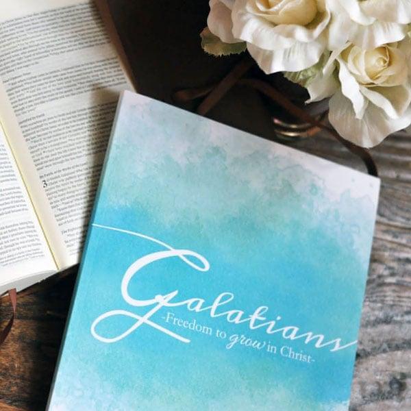 Galatians Online Bible Study - Love God Greatly