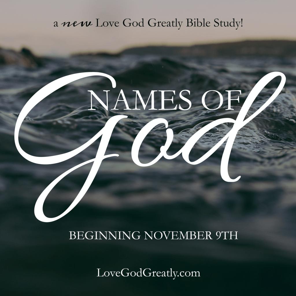 Names of God FB AD
