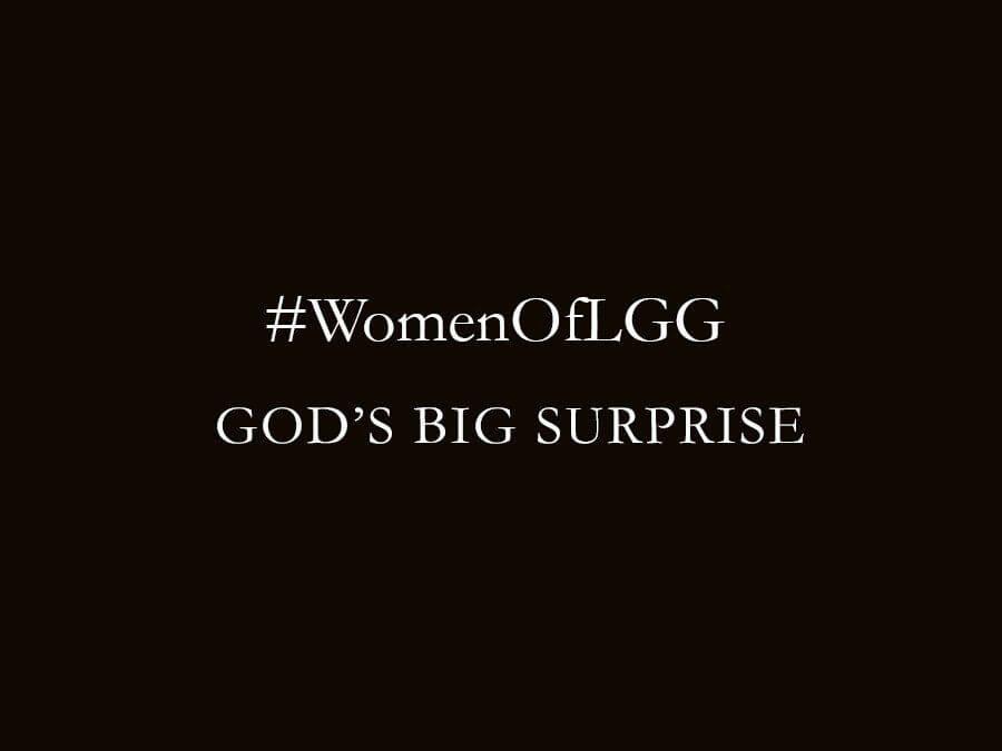 God's Big Surprise
