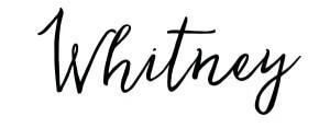 Whitney signature