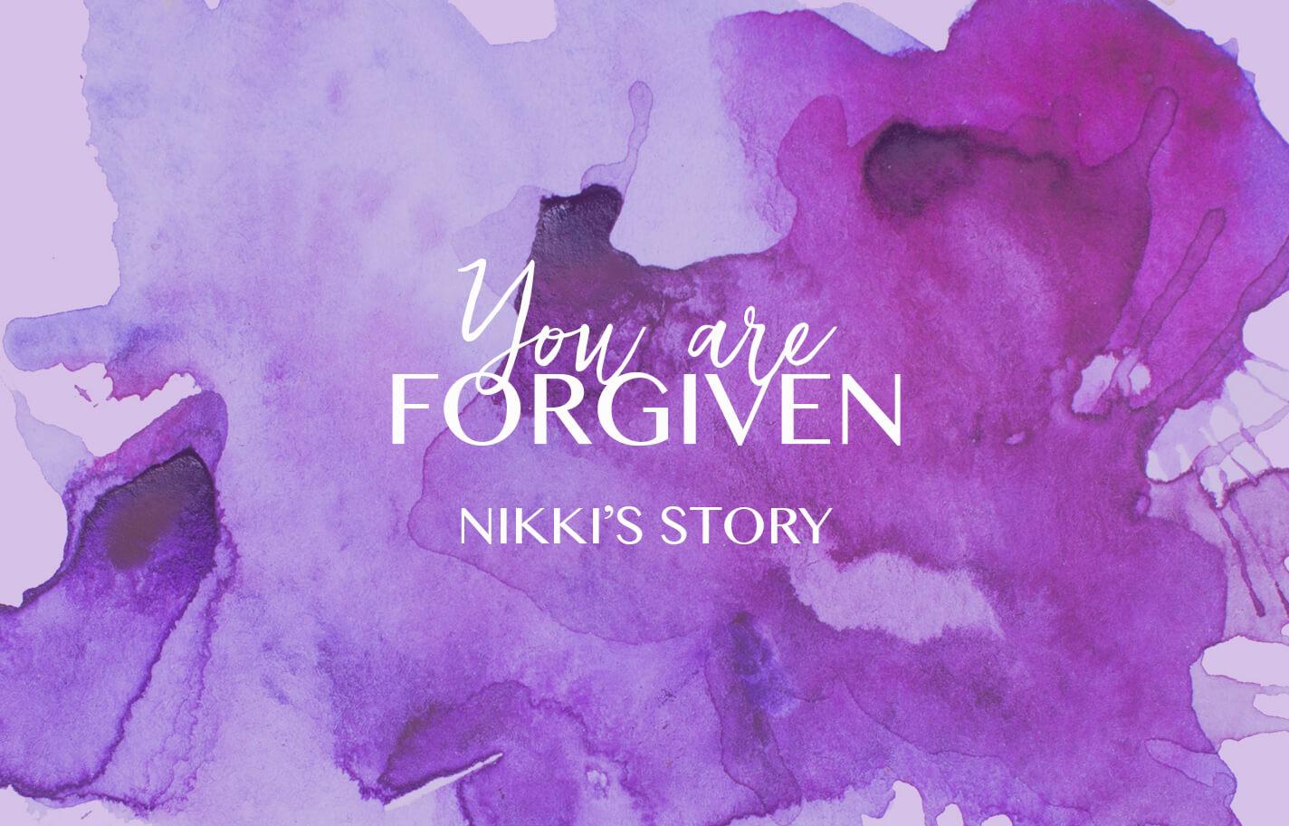Because He Forgives Me, I Can Forgive Myself    - Love God Greatly