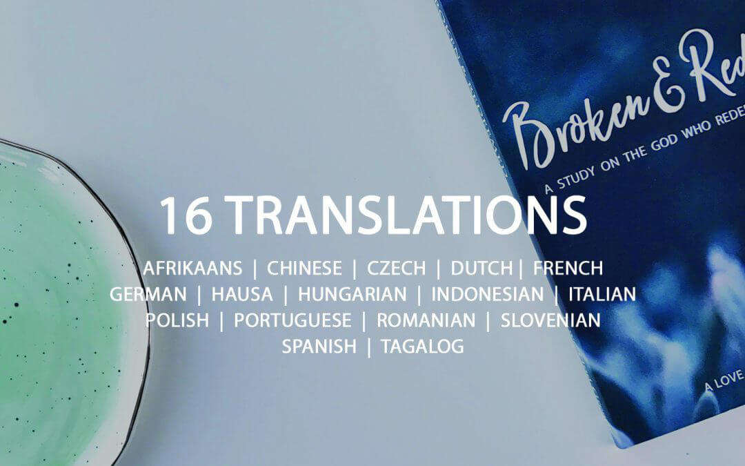 Broken & Redeemed TRANSLATIONS!!!