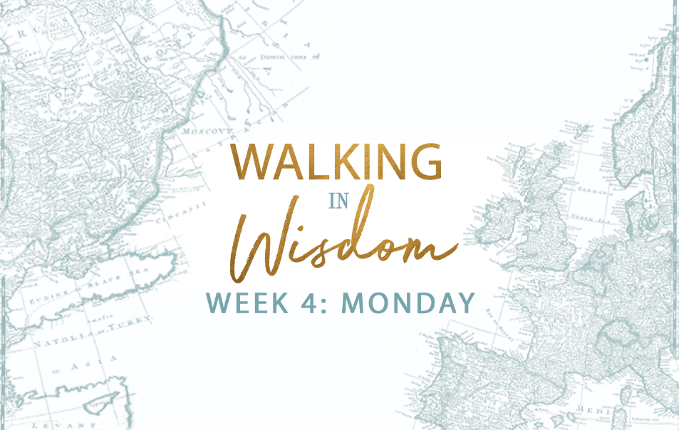 Week 4- Choosing to Cultivate
