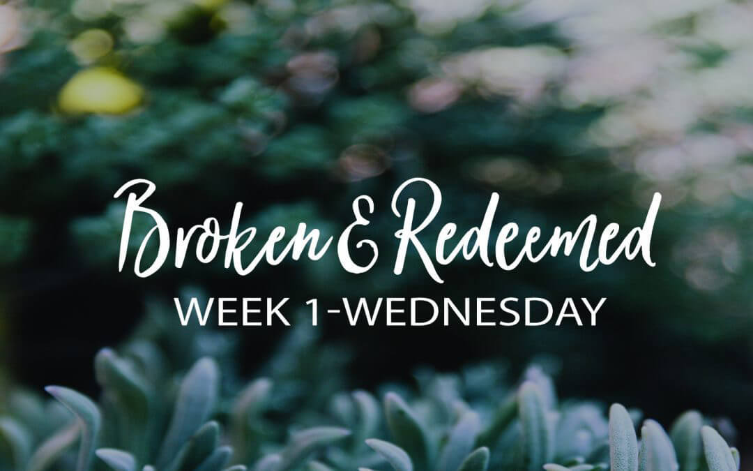 You Are Not Alone: Finding God in our Brokenness…