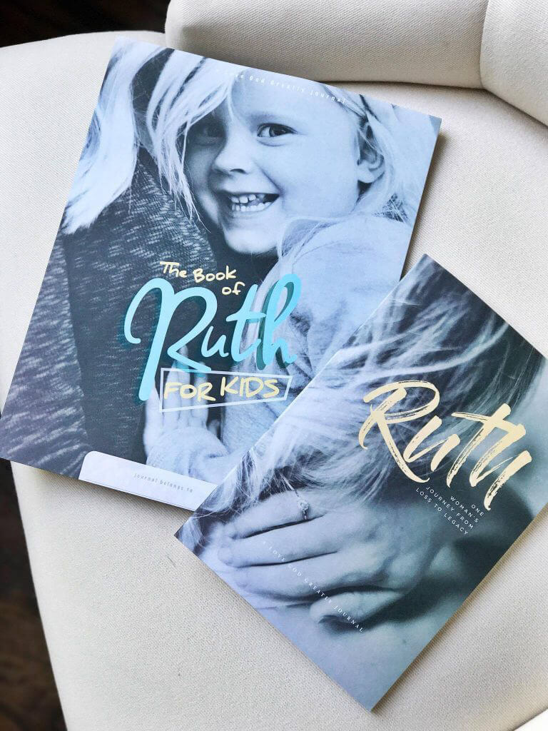 Ruth Bible Study Journals on Amazon