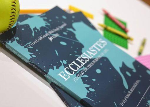 Ecclesiastes Study Journal for Kids