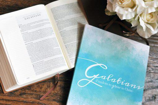 Galatians Study Journal