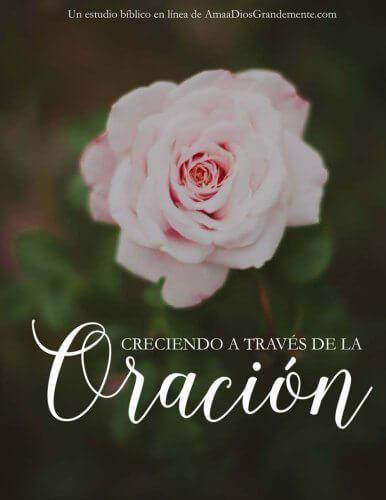 Creciendo A Través De La Oración Español
