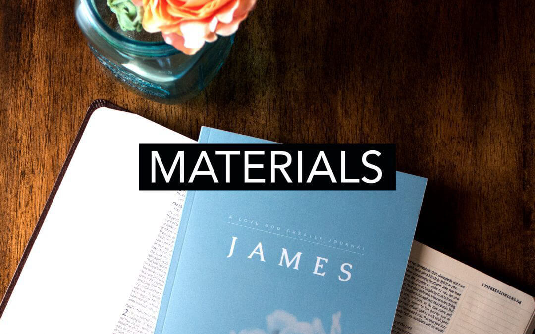 JAMES Study Materials Now Available!