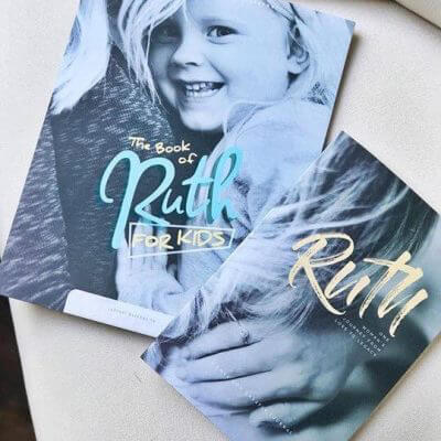 Ruth Study Journal for Kids