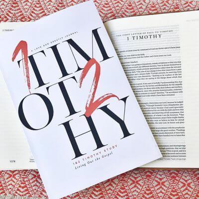 1and2 Timothy Study Journal