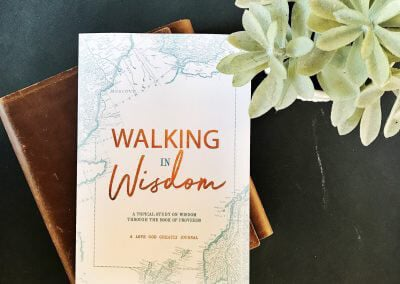Walking in Wisdom