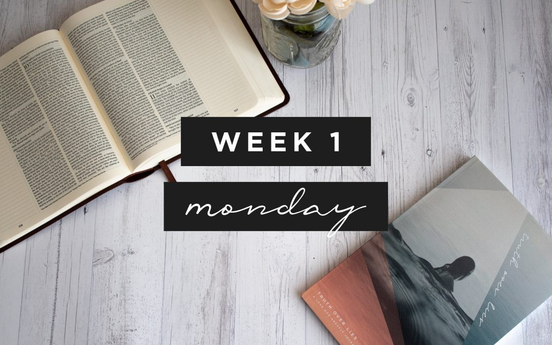 Week 1 – Never Defenseless