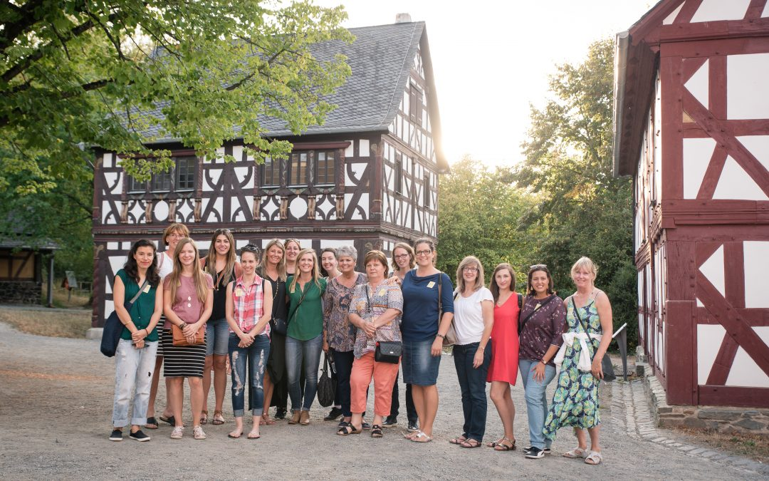 LGG Travels to Europe- A Women's Conference