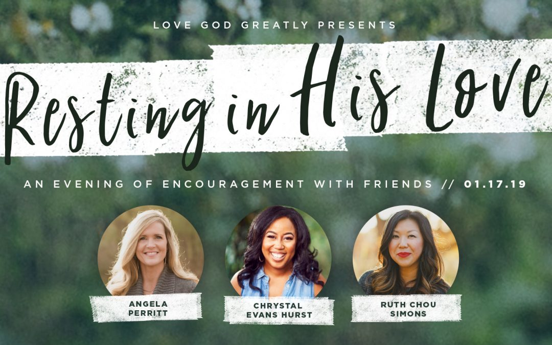 DALLAS Friends-an evening with Chrystal Evans Hurst, Ruth Chou Simons & Angela Perritt
