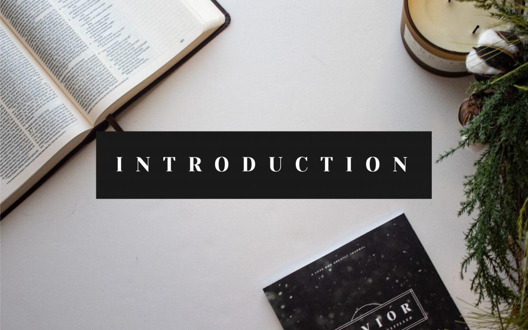 Savior Introduction