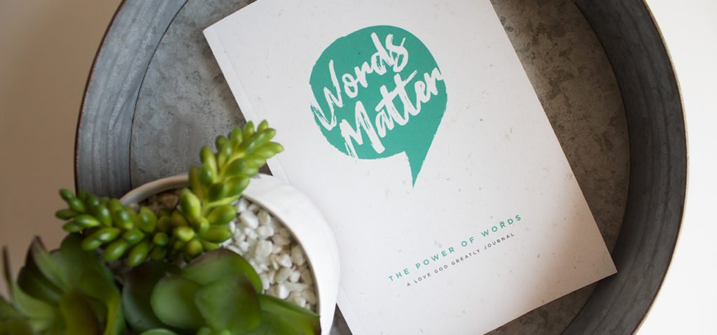 Words Matter Bible Study