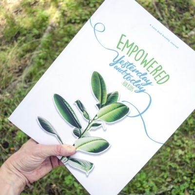 Empowered Kids Bible Study Journal