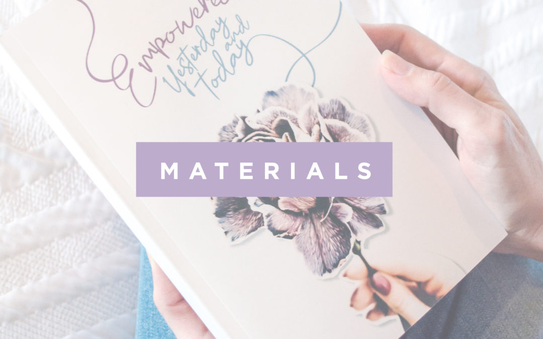 Empowered Materials Now Available!