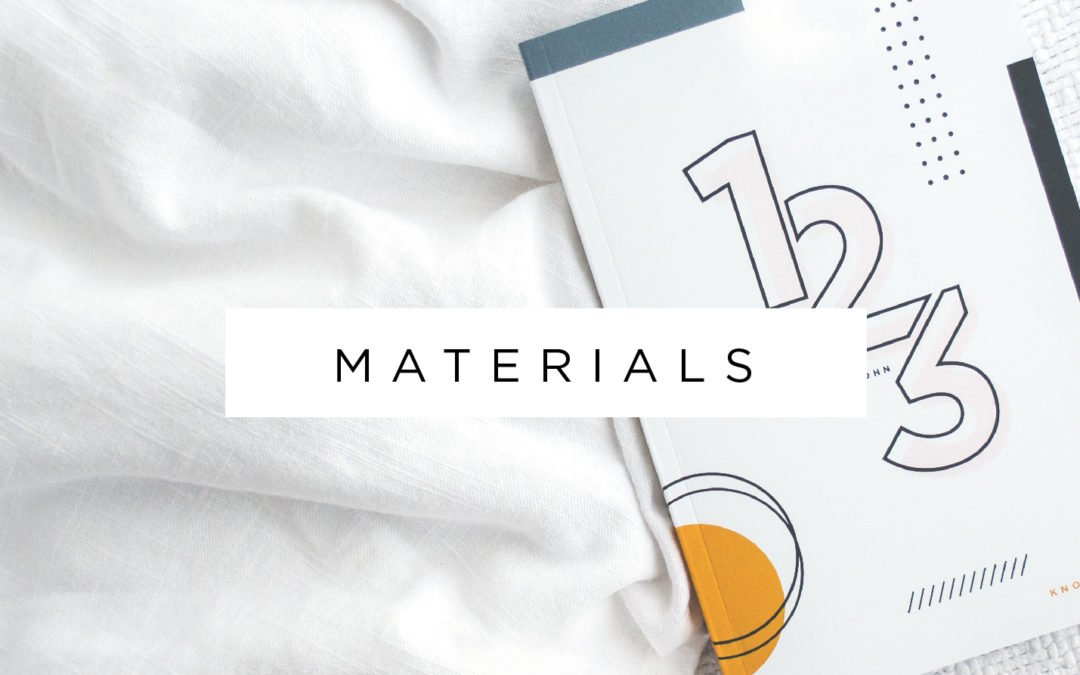 Know Love Materials Now Available!