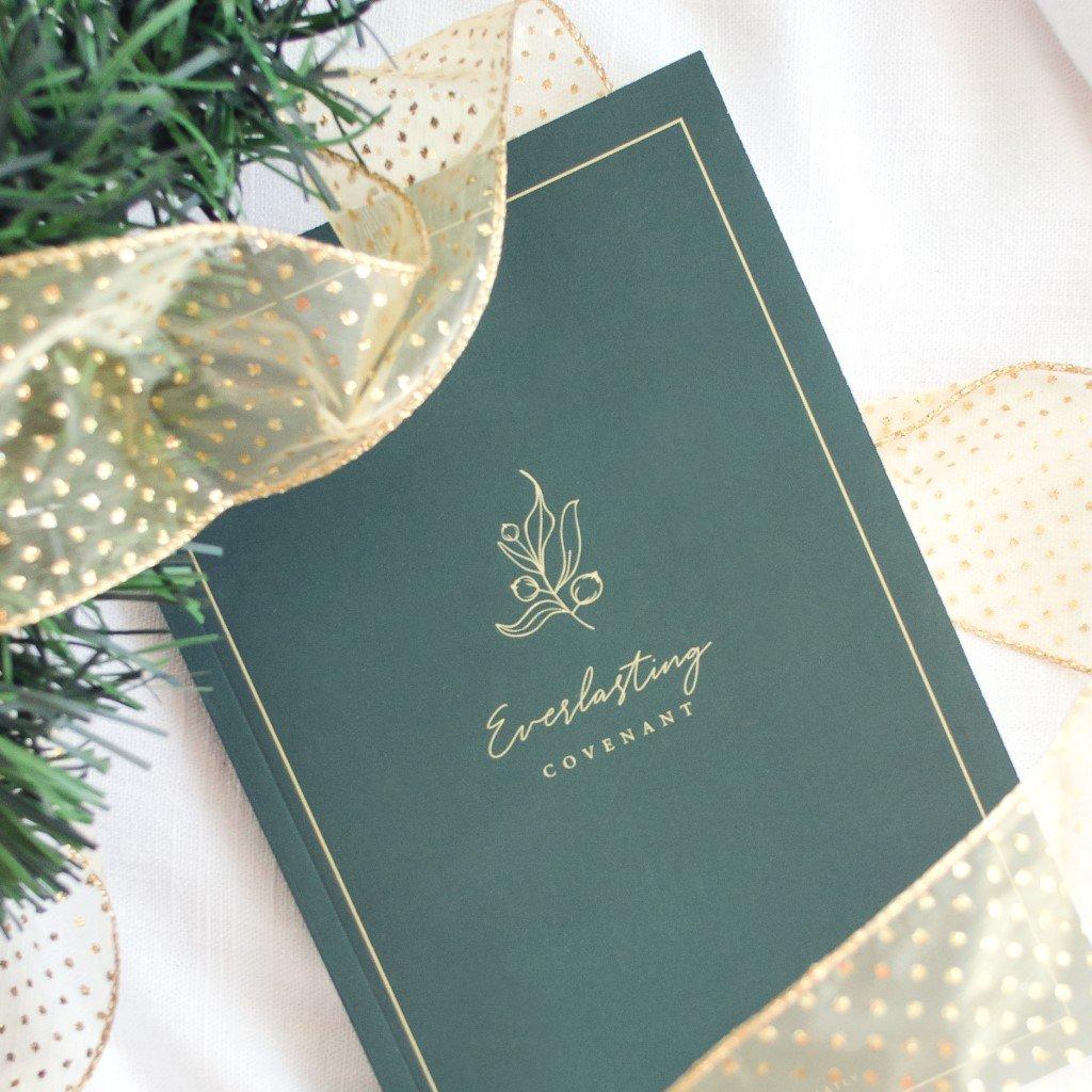 Everlasting Covenant: Bible Study Journal