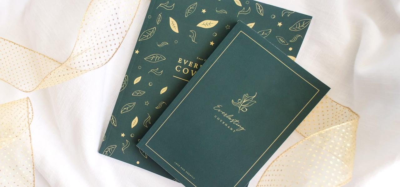Everlasting Covenant Kids Journal
