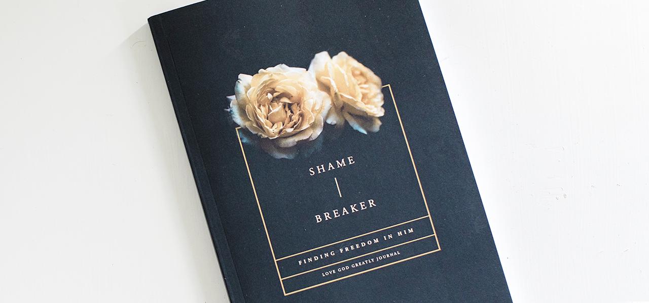 Shame Breaker Women's Journal